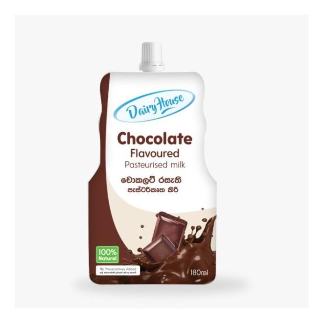 Dairy House Paste.Milk Choco. 180Ml - in Sri Lanka