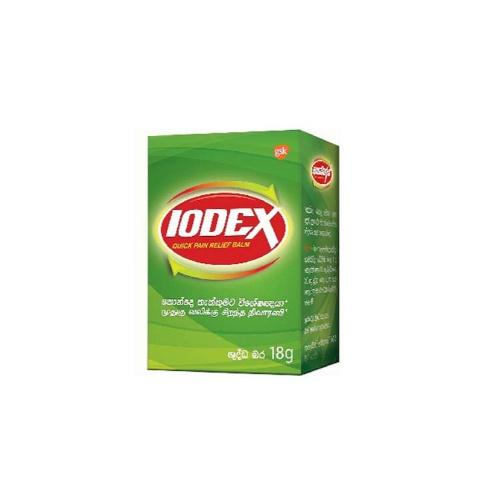 Iodex Quick Pain Relief Balm 18G - in Sri Lanka