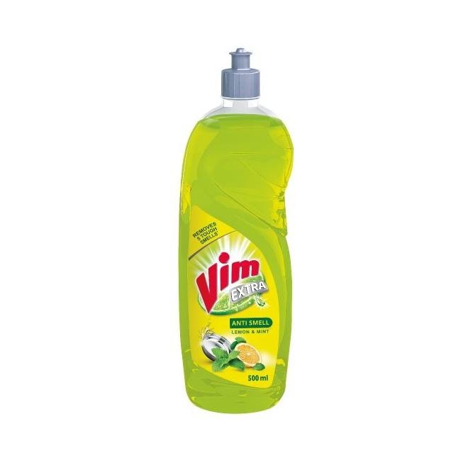 Vim Dishwash Liquid Anti Smell 500Ml - in Sri Lanka