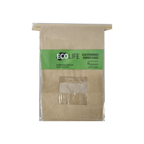 Eco Life Cookie Bag Large 6Pcs - in Sri Lanka