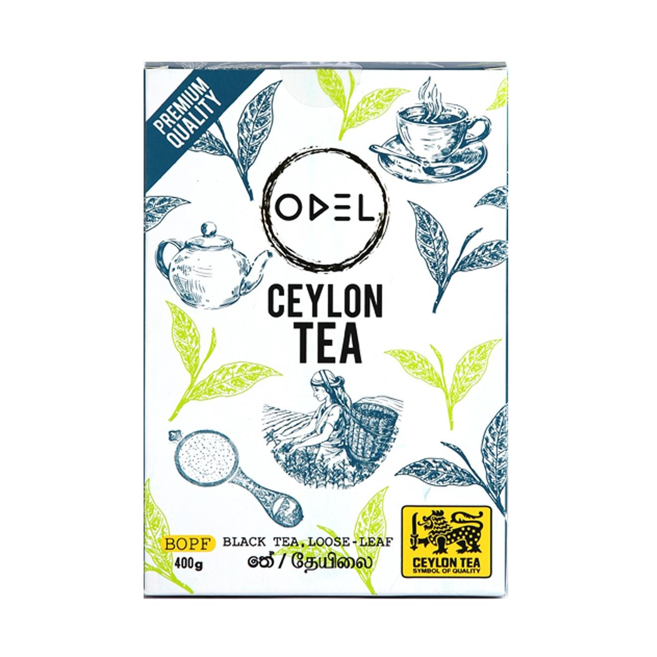 Odel Black Tea Loose Leaf Bopf 400G - in Sri Lanka
