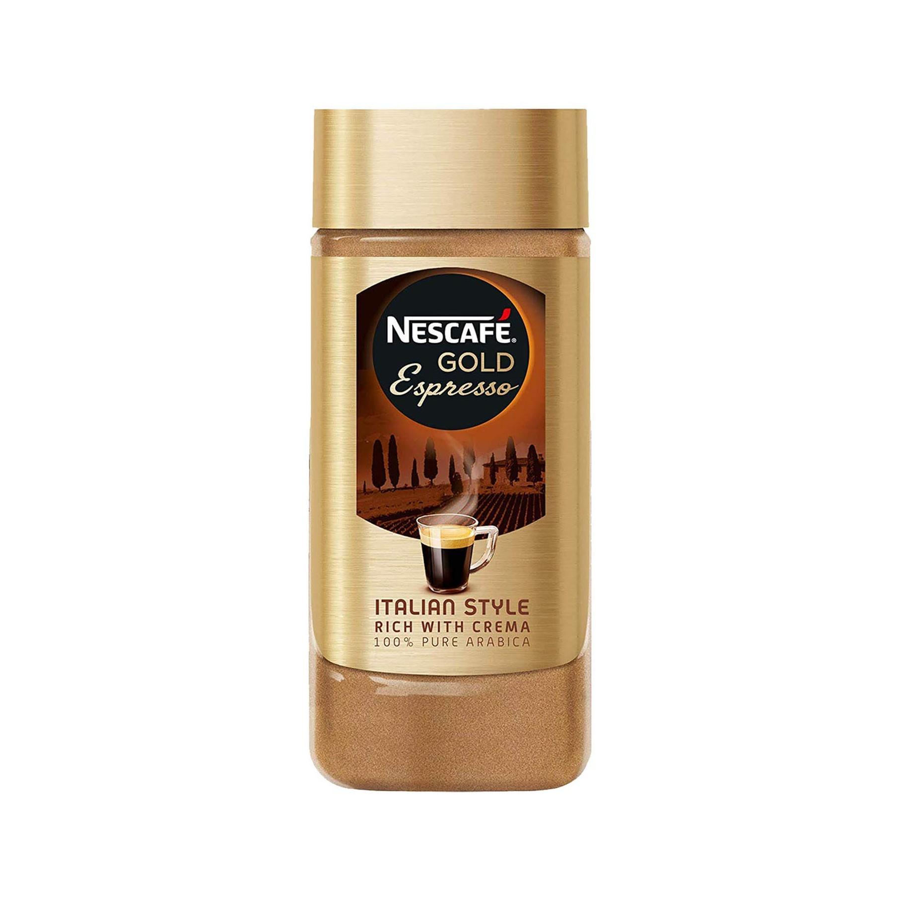 Nescafe Coffee Gold Espresso 100G - in Sri Lanka