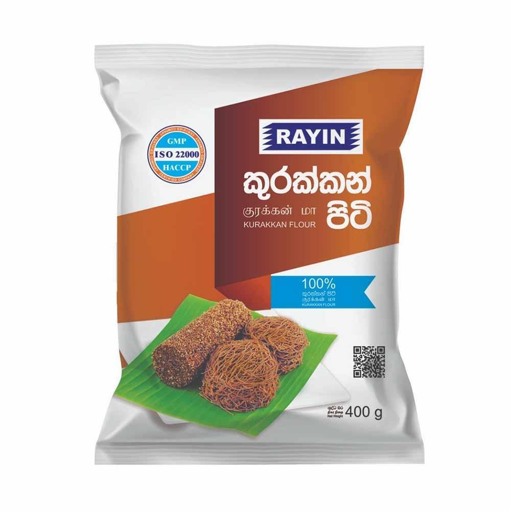 Rayin Kurakkan Flour 400G - in Sri Lanka
