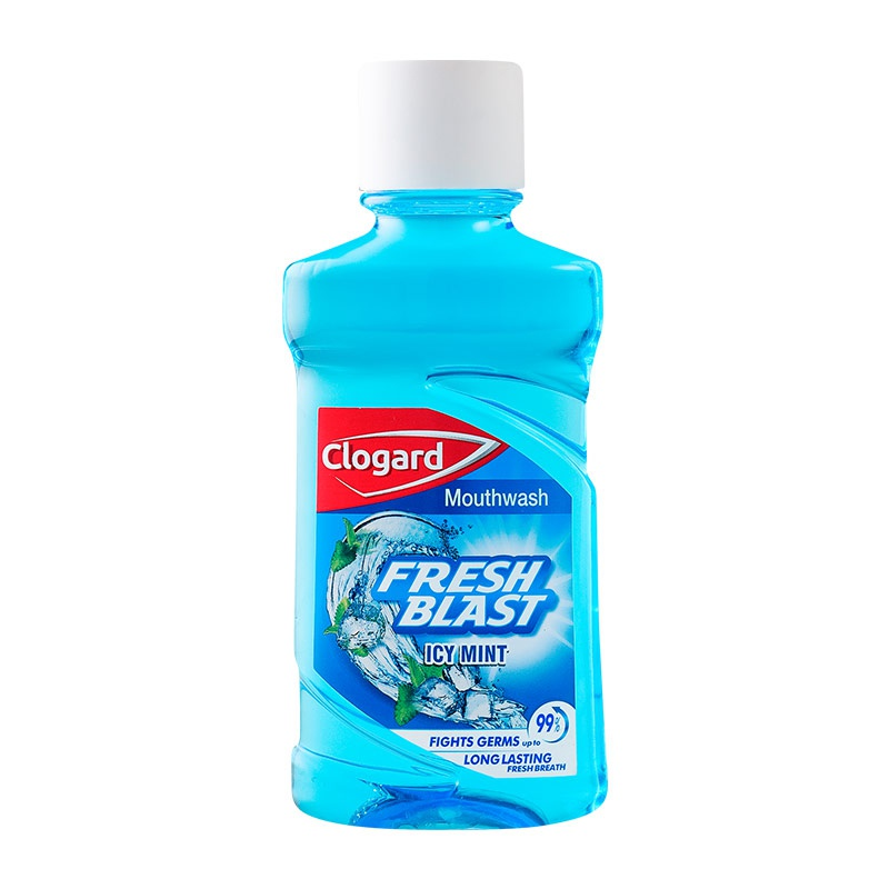 Clogard Mouthwash Icy Mint 200Ml - in Sri Lanka