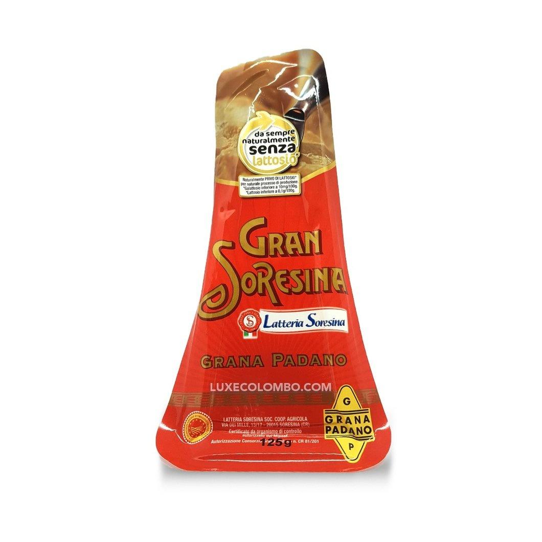 Soresina Cheese Grana Padano 125G - in Sri Lanka