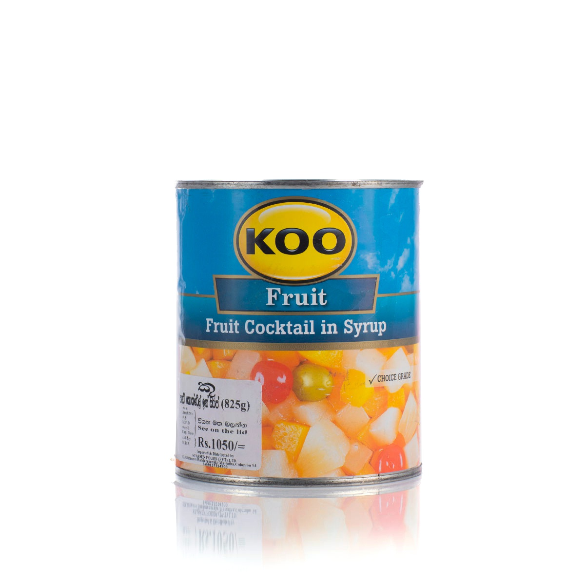 Koo Fruit Cocktail In Syrup 825G - in Sri Lanka