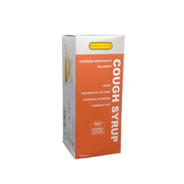 Siddhalepa Cough Syrup 200Ml - in Sri Lanka