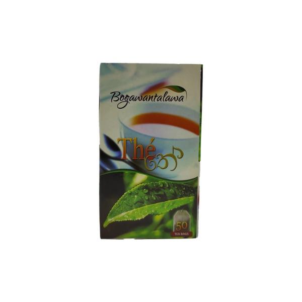 Bogawantalawa Tea Bag 50S 100G - in Sri Lanka