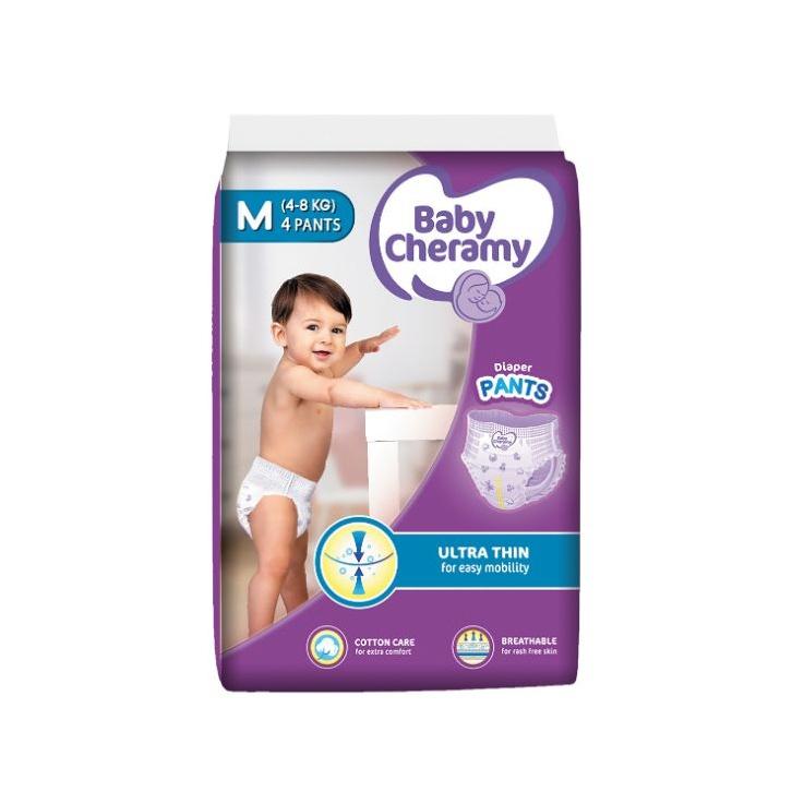 Baby Cheramy Pants Pull Ups M 4S - in Sri Lanka