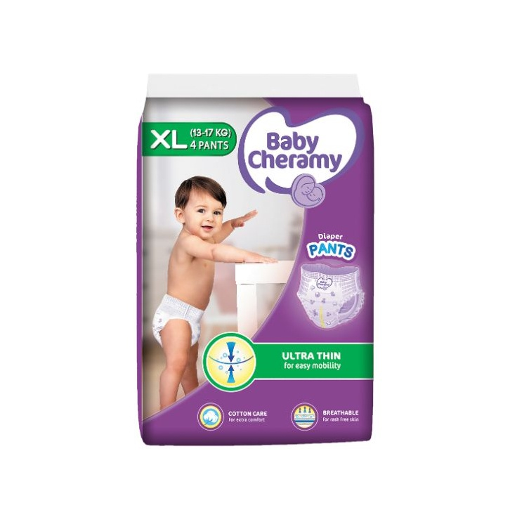 Baby Cheramy Pants Pull Ups Xl 4S - in Sri Lanka