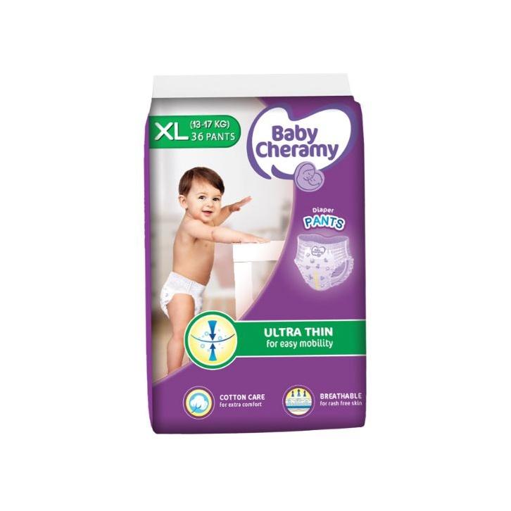 Baby Cheramy Pants Pull Ups Xl 36S - in Sri Lanka