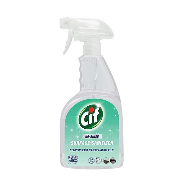 Cif Surface Sanitizer Spary 500Ml - in Sri Lanka