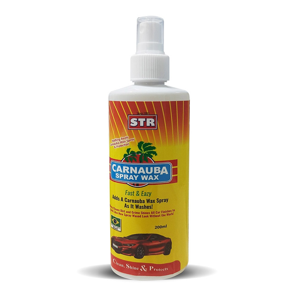 Str Car Wax Spray 200Ml - in Sri Lanka