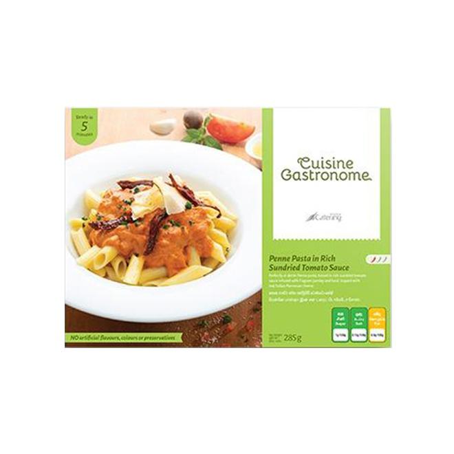 Cuisine Gastronome Penne Pasta In Rich Sun-Dried Tomato Sauce 285G - in Sri Lanka