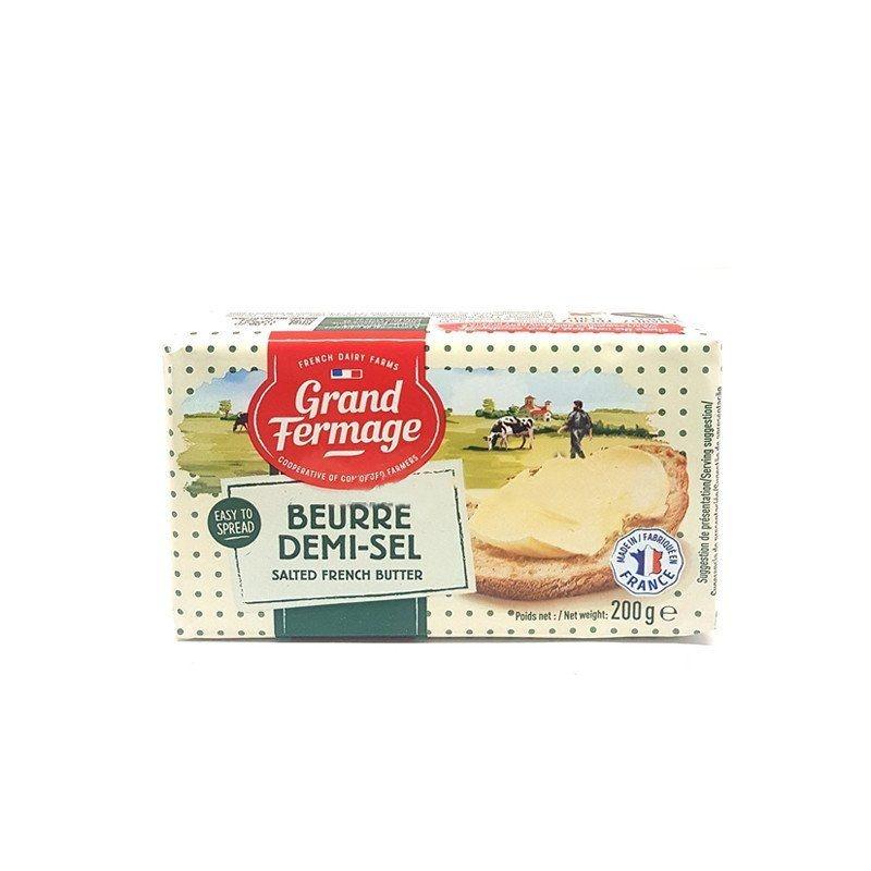 Grand Fermage Butter Salted 200G - in Sri Lanka