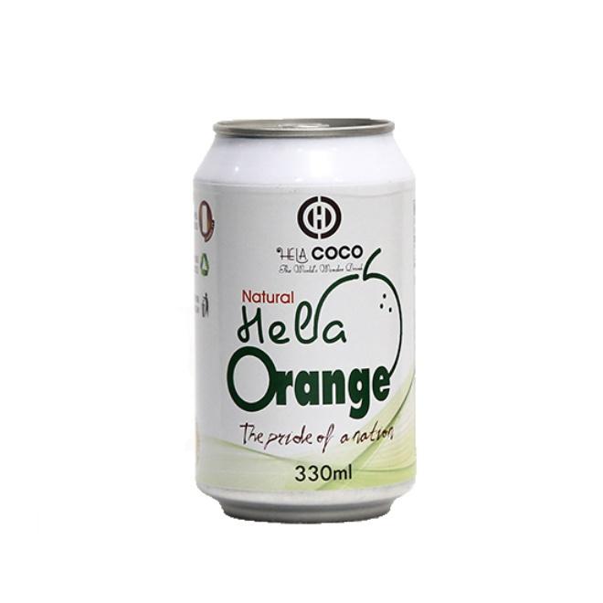 Hela Coco Green Orange Drink 330Ml - in Sri Lanka
