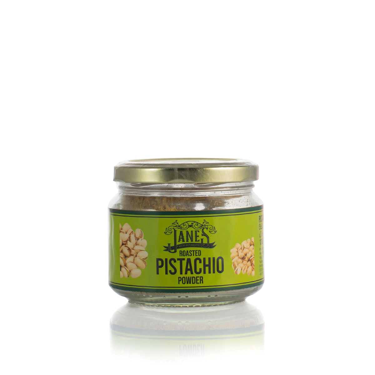 Janes Roasted Pistachio Powder 130G - in Sri Lanka