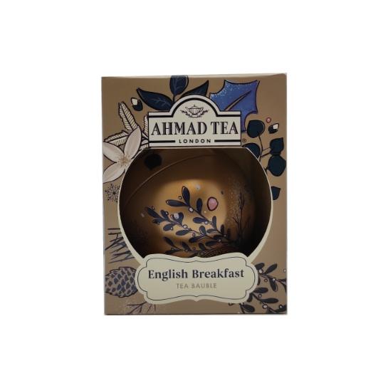 Ahmad Tea Engl. Breakfast Bauble 30G - in Sri Lanka