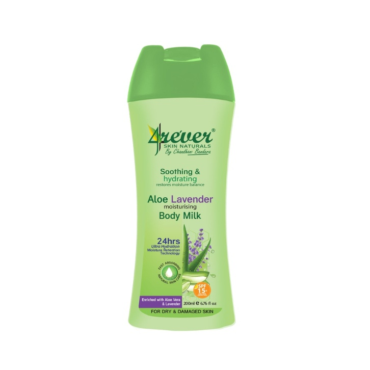 4Ever B/Lotion Aloe Body Milk 200Ml - in Sri Lanka