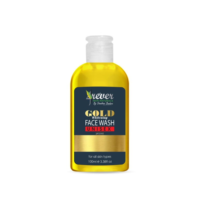 4Ever Face Wash Gold 100Ml - in Sri Lanka