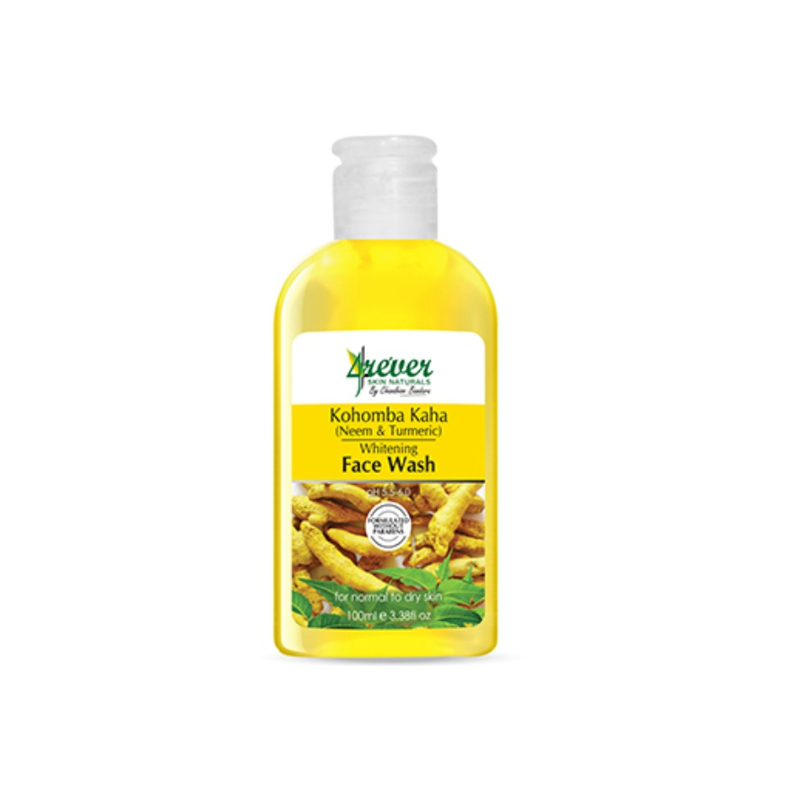 4Ever Face Wash Kohomba Kaha 100Ml - in Sri Lanka