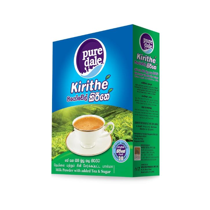 Pure Dale Milk Powder With Added Tea & Sugar 1Kg - in Sri Lanka