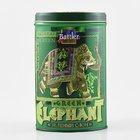 Battler Tea Tin Caddy Green Elephant 100g - in Sri Lanka