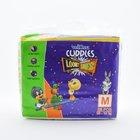 Velona Cuddles Looney Toones Baby Diaper Medium 26pcs - in Sri Lanka