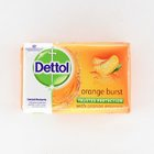 Dettol Soap Orange Burst 110G - in Sri Lanka