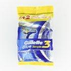 Gillette Blue 3 Razor Simple 6+2 - in Sri Lanka