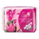 Eva Sanitary Napkins Cotton Feel Wings 10s - in Sri Lanka