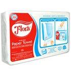 Flora Hand Towel Multi Fold 200S - in Sri Lanka