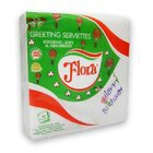 Flora Greeting Paper Serviettes 2ply 50s - in Sri Lanka