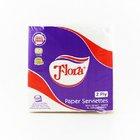 Flora Paper Serviettes 2Ply 100S - in Sri Lanka