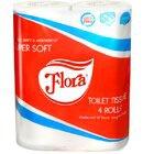 Flora Toilet Roll Twin Pack - in Sri Lanka