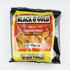 Black & Gold Cassava Chips 100G - in Sri Lanka