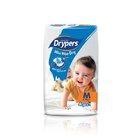 Drypers Wee Wee Dry Low Count Diaper Medium 4 Pcs - in Sri Lanka