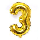 """Ph Number Baloons Foil Gold 32"""" 3 - in Sri Lanka"""