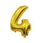 """Ph Number Baloons Foil Gold 32"""" 4 - in Sri Lanka"""