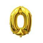 """Ph Number Baloons Foil Gold 32"""" 0 - in Sri Lanka"""