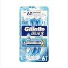 Gillette Blue 3 Cool Razor 6Pcs - in Sri Lanka