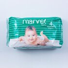Marvel Baby Diaper Medium 4Pcs - in Sri Lanka