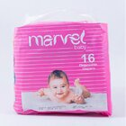 Marvel Baby Diaper Small 16Pcs - in Sri Lanka