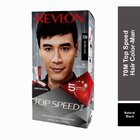 Revlon Hair Colors Top Speed Men Black 40Ml - in Sri Lanka