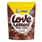 Julie'S Wafers Chocolate Hazelnut 150G - in Sri Lanka