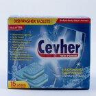 Cevher Dishwasher Tablets 15Pcs - in Sri Lanka