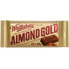 Whittaker'S Almond Gold Slab 45G - in Sri Lanka