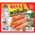 Gills Chicken Sausage Karapincha 200G - in Sri Lanka