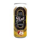Sun Crush  Non Alcoholic Malt Apple Flavoured Drink 300Ml - in Sri Lanka