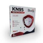 Boswin Medical Grade Kn95 Mask-5Pcs - in Sri Lanka